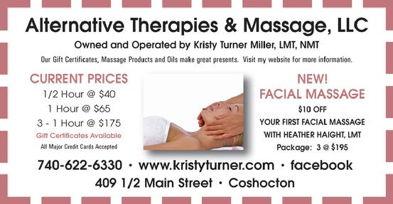 Facial Massage by Heather Haight, LMT